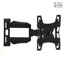 TV Wall Mount Articulating Bracket LED LCD Swivel Tilt  32 37 42 46 47 50 55 65