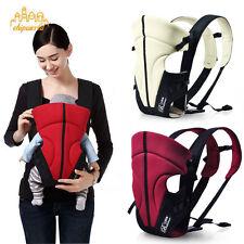 Baby Carrier Infant Newborn Toddler 3 In 1 Front & Back Ergonomic Sling Wrap New