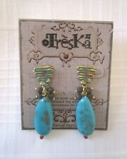 Treska - Earrings - Post - NWT - #5-625