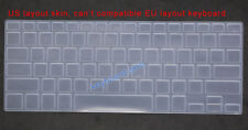 Keyboard Skin Cover Protector for Dell 14-5000 14-5447 5442 5443 5451 5455 5458