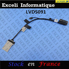NEW LCD QHD Cable for DELL XPS 13 9350 9360 Ultrabook WT5X0 DC02C00BX00 AAZ80 fr