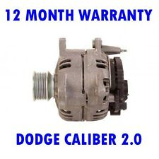 DODGE CALIBER 2.0 HATCHBACK 2006 2007 2008 2009 - 2015 ALTERNATOR