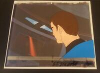 Star Trek Production Animation Cel Dr. McCoy