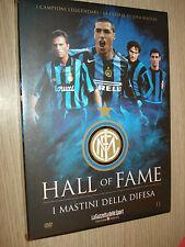 DVD N°11 I MASTINI DELLA DIFESA FC INTER HALL OF FAME CORDOBA FERRI LUCIO