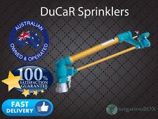 DuCaR JET50 - Gear Drive Sprinkler Head - High Volume, Long Shooting Range