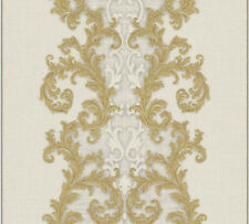 Versace 2 Home Wallpaper 962324 beige Ornament Tapete Vliestapete Designtapete
