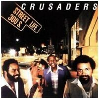 NEW CD Album - The Crusaders - Street Life (Mini LP Style Card Case)