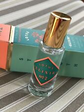 Anthropologie LOTUS ELIXIR NO 2 Rollerball Perfume SHAKTI Strength 5ml