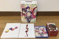 Fate / hollow ataraxia Limited Edition PSVITA Japan F/S Track Used