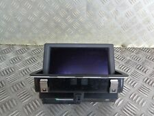 2011 AUDI A1 3DR  SAT NAV DISPLAY SCREEN MONITOR 8X0857273B