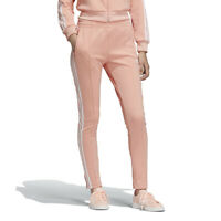 Adidas Originals Women's SST Track Pants Dust Pink DV2593 NEW