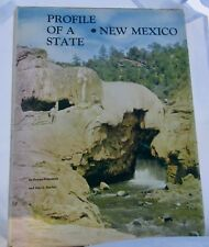 Profile of a State--New Mexico George Fitzpatrick  John L. Sinclair Signed 1964