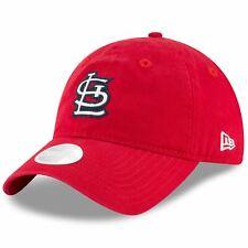 8312b158a2efa St Louis Cardinals Hat New Era Women s Team Glisten (Glitter Logo)  Adjustable
