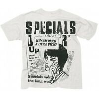 The Specials Little B***H Ska Reggae 2 Tone Punk Rock Music Tee Shirt TSPEC02