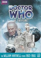 DOCTOR WHO - THE TENTH PLANET (WILLIAM HARTNELL) (1963-1966) (STORY - 29) (DVD)
