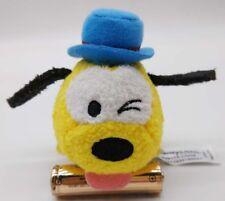 "2017 Authentic Disney Store Right Wink Pluto Tsum Tsum 3.5"" Plush doll"