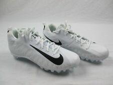 New Nike Alpha Menace - White Cleats (Men's 11.5)
