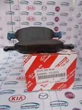 Genuine Toyota Yaris 2006- Front Brake Pads 04465-YZZDS