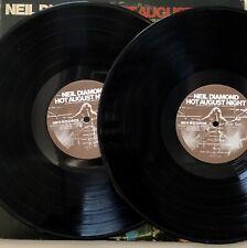 Neil Diamond Hot August Night Vinyl   Lp