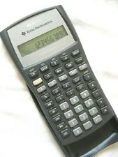 TEXAS INSTRUMENTS TI BA II PLUS