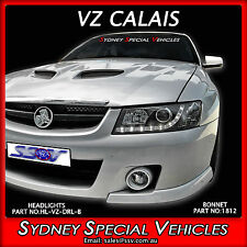 DRL HEADLIGHTS FOR VZ CALAIS, BERLINA & HSV GTS CLUBSPORT MALOO - PROJECTOR LED