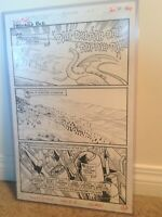 Archie Comics Original Art #664 Page #1 Fernando Ruiz A Game of Phones