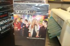 Gossip Girl: The Complete First Season 1 (DVD, 2008, 5-Disc Set) Brand New