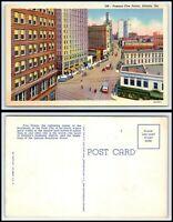 GEORGIA Postcard - Atlanta, Famous Five Points L29