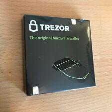 Trezor One White - Brand New Unopened