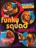 The Funky Squad Annual Santo Cilauro Tom Gleisner Jane Kennedy Tim Ferguson 1995