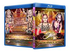 Official Shine Volume 36 Female Wrestling Event Blu-Ray