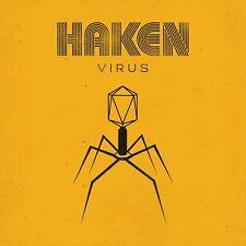 Haken - Virus (Limited Mediabook) 2 CD ALBUM NEW (19TH JUNE)
