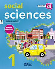(14).SOCIAL SCIENCE 1º.PRIM.(LIBRO+CD) MODULOS (MAD/CAT/BAL