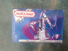meccano new box motion system age 8-12 1513 Crazy Machine construction set