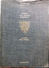 Storia del mondo moderno, Saggio dell'opera - AA. VV. - Garzanti - 1995 - G