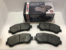 Front Brake Pads Fits Nissan X-Trail All Models 2007-2014