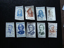 FRANCE - timbre yt n°1085 1135 1136 1142 1143 1146 1147 1148 1225 obl (A20)stamp