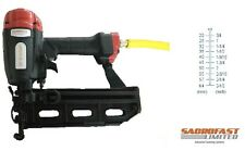 SACROFAST SF1664P 16 GAUGE AIR FINISH NAILER 20-64MM
