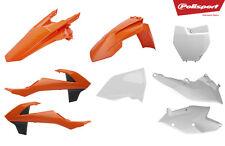 Polisport KTM SX/SXF Kit Plástico XC 16-18 SX 250 17 - 18 OEM18 Naranja 90750