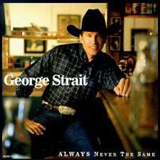 George Strait : Always Never The Same CD (2000)