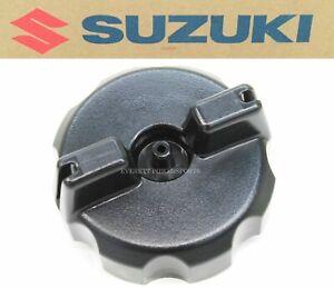 Genuine Suzuki Fuel Gas Tank Cap Lid LT-F250 LT-A500F LT-F500F (See Notes) #A235