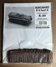MODELKASTEN K-30 - BORGWARD B IV Ausf A TRACK LINKS - 1/35 PLASTIC
