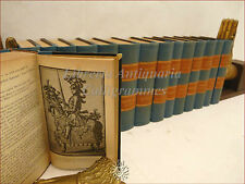 ZELLER, Berthold: L'HISTOIRE DE FRANCE 58 voll in 15 tomi con incisioni Hachette
