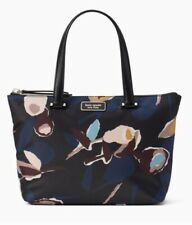 KATE SPADE Dawn Paper Rose Insulated Tote Small Lunch Floral WKRU5996 NWT