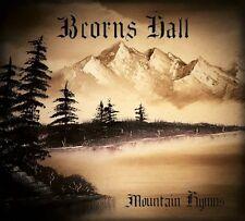 Beorn's Hall - Mountain Hymns CD 2017 pagan black metal Naturmacht