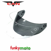 REPLACEMENT-VISOR FOR VIPER RS-V8 VCAN V-126 VIPER CLEAR SMOKED | E-05300375