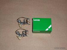 GENUINE LUCAS 54419827 Points Contact Set PAIR '68-'72 Triumph 500 650 T100 T120