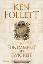 Ken Follett  Das Fundament der Ewigkeit / Kingsbridge Bd.3 (2017, Hardcover)
