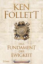 Das Fundament der Ewigkeit von Ken Follett (2017, Hardcover)