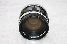 Canon FL 50mm f/1.4 Lens with EF/EF-S mount